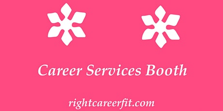 Career Services Booth tickets