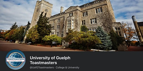 UofG Toastmasters Club Charter Party and Year-end Celebration billets
