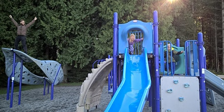 Colwood Parks Walks: tour Ocean View Park with your Colwood Parks Foreman tickets