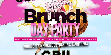 SUNDAY JAVU BRUNCH + DAY PARTY FOR JUNETEENTH tickets