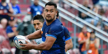 Rugby United New York v. Utah Warriors:  MLR Week 14 tickets
