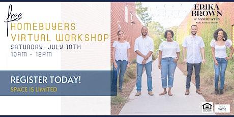 Homebuyers Workshop tickets