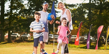 Summer of Play - Footgolf Family Pass tickets