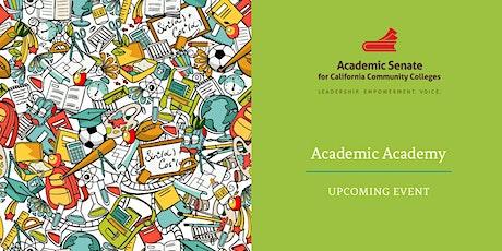 2021 Academic Academy - Virtual Event tickets