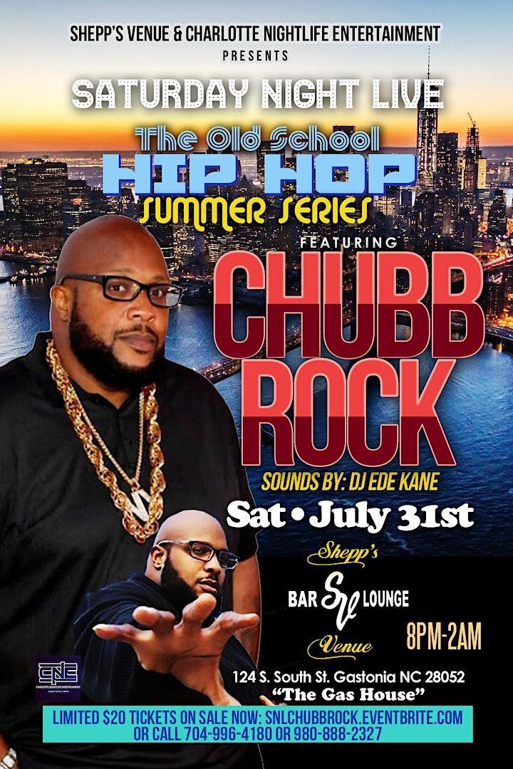 Saturday Night Live ft Chubb Rock image