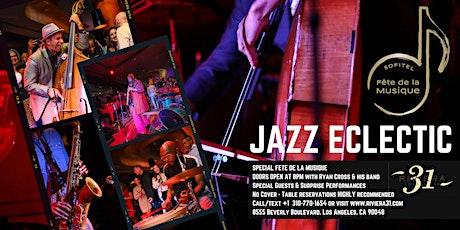 Jazz Eclectic: A Fete de La Musique Celebration tickets