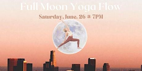 Full Moon Yoga Flow tickets