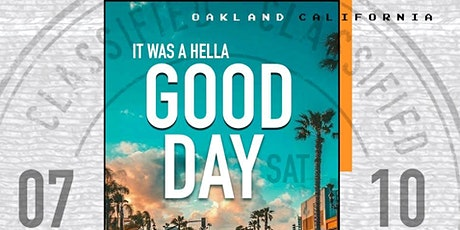 It Was a Hella Good Day -  QTPOC Day Party tickets