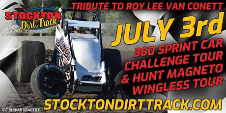 360 Sprint Car Challenge Tour and Hunt Magneto Wingless Tour tickets