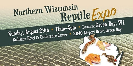Green Bay Northern Wisconsin Reptile Expo tickets