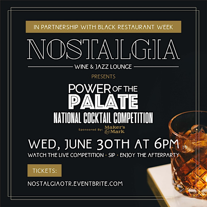 Power of the Palate: National Cocktail Competition image