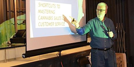 Free Skills Training -- Sales & Customer Service -- Cannabis Industry tickets