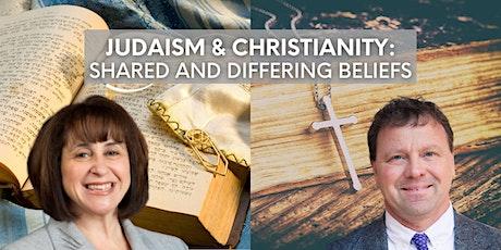 Shared Beliefs, Differing Beliefs: Between Judaism and Christianity tickets