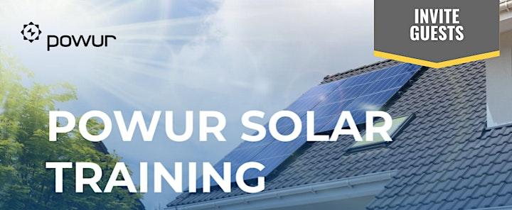 Solar Saturday Training image