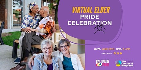 Virtual Elder Pride Celebration entradas