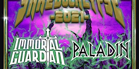 Immortal Guardian w/ Paladin