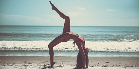 Free Power Yoga for Better Sleep, Stress & Healthy Aging - Tue/Thurs/Sat tickets
