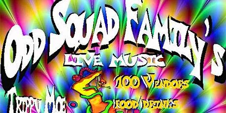 Odd Squad Family's   TrippyPalooza tickets