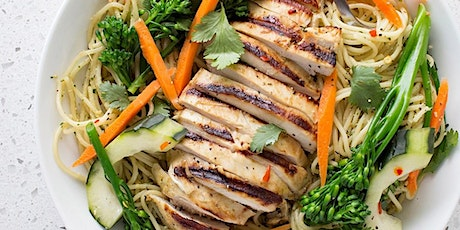 Grilled Chicken over Peanut Noodles tickets