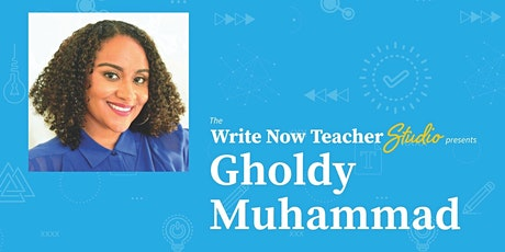 Cultivating Genius with Gholdy Muhammad tickets