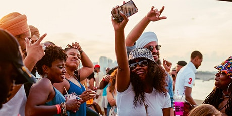 The Hip Hop R&B Boat Party - Happy Hour Edition tickets
