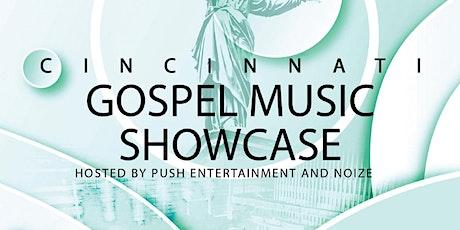 Cincinnati Gospel Music Showcase tickets