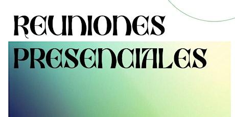 Reunión Presencial - 25 de Julio boletos