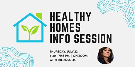 Healthy Homes Info Session tickets