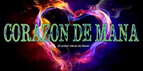 Mana Tribute by Corazon De Mana! tickets