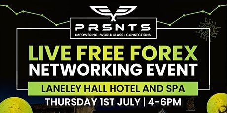 Forex Investing Training and Networking Event at Langley Hall Hotel & Spa tickets