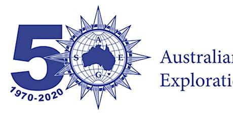 ASEG Queensland Technical Talk - 22 June 2021 tickets