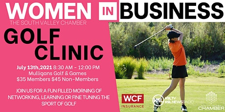 Women in Business Golf Clinic tickets