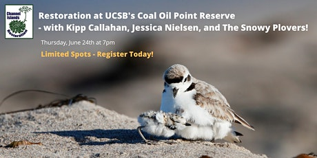 Restoration and Conservation at UC Santa Barbara's Coal Oil Point Reserve! tickets