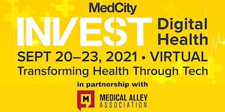 MedCity INVEST Digital Health tickets