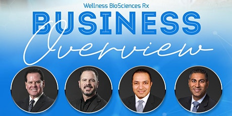 WBRx Business Overview June 29th tickets
