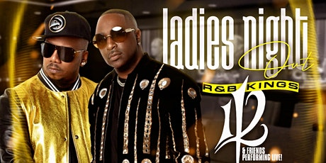 LADIES NIGHT OUT: 112 + FRIENDS PERFORMING LIVE! tickets