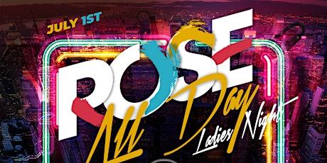 Rose allday Thursdays @Bar 13 Thursday July 1st tickets