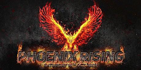 "SPW Presents ""Phoenix Rising"" tickets"