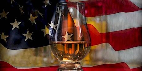 USA Bourbon Tasting Night 15th July tickets