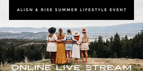 Young Living Lifestyle Event ☀️ - ONLINE LIVE STREAM tickets