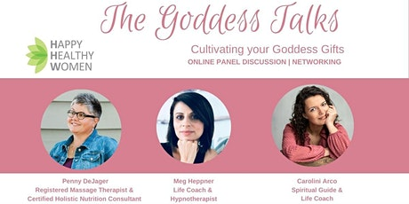 The Goddess Talks - Cultivating Your Goddess Gifts tickets