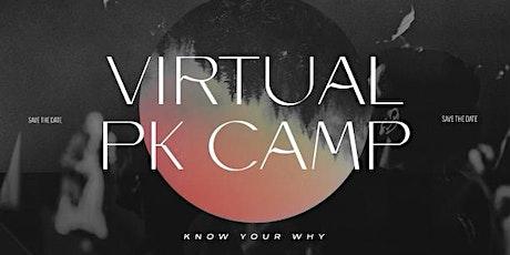 Virtual PK Camp 2021 - Via ZOOM tickets