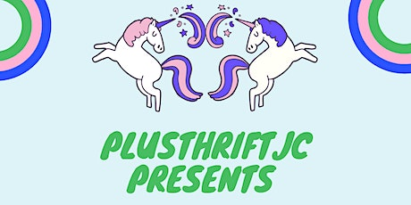 PlusThriftJC Community Inclusion Event and Clothing Drive tickets