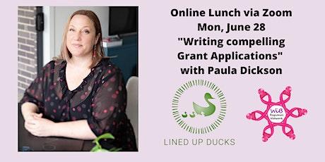 Women in Business Regional Network Online lunch - Monday 28/6/2020 tickets