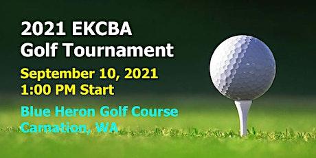 2021 EKCBA Golf Tournament tickets