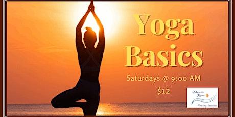 Yoga Basics tickets