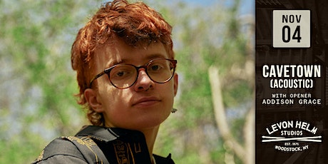 Cavetown (acoustic) tickets