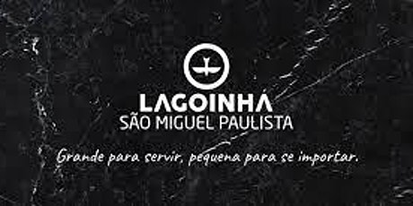 Culto presencial  20/06/21- Lagoinha São Miguel ingressos