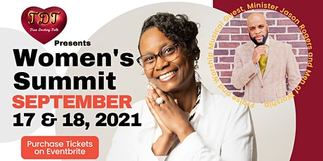 True Destiny Talk, Women's Summit: Created to Give Life tickets