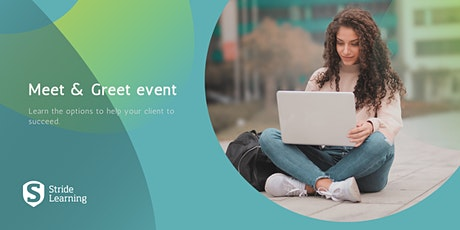 Stride Learning Meet & Greet event tickets